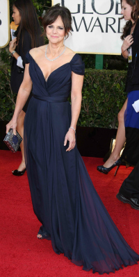 Sally Field at the 70th Annual Golden Globe Awards
