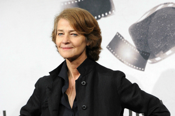 SAG 2013 First Time Award Nominee Charlotte Rampling