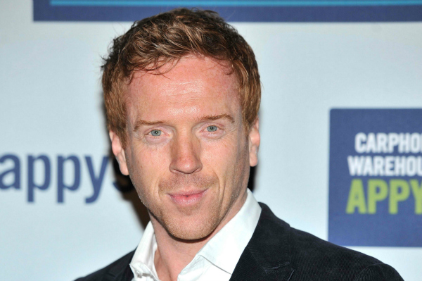 SAG 2013 First Time Award Nominee Damian Lewis