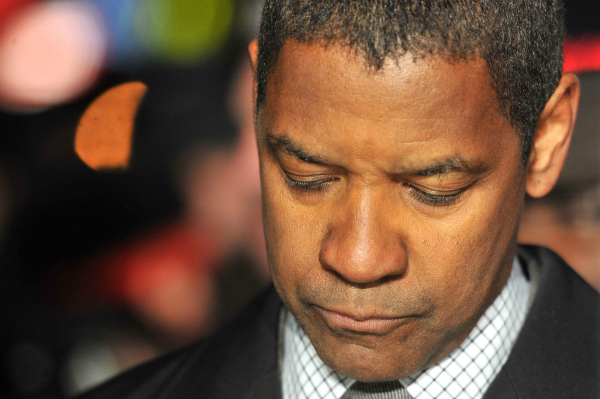 Denzel Washington 2013 SAG Nominee
