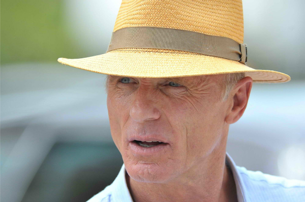 Ed Harris 2013 SAG Award Nominee