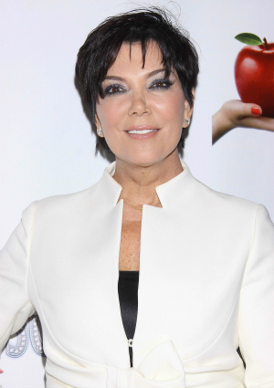 Kris Jenner at the Premier of Scandalous: The Musical