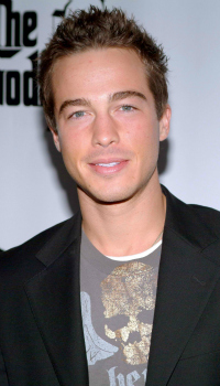 Ryan Carnes at The Godfather: The Game Release Party