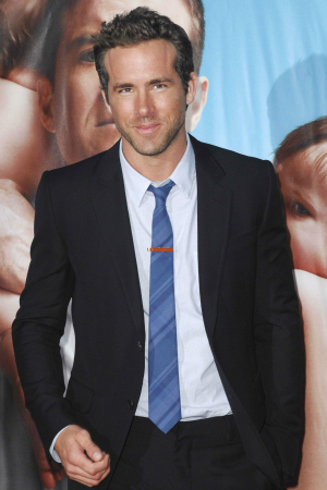 Ryan Reynolds at The Change-Up Premiere