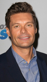 Ryan Seacrest at KIIS FM's Jingle Ball