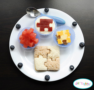 Make fun food for toddlers