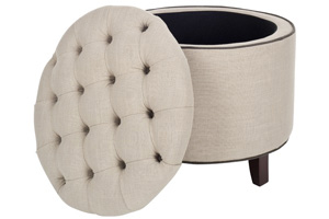 Storage ottoman