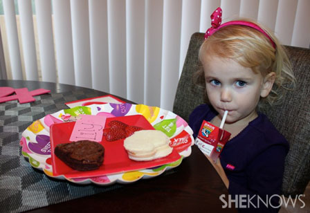 Kids-only V-Day soiree