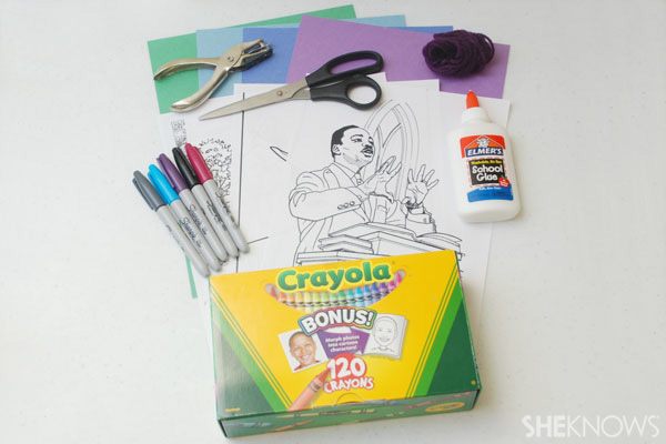 Craft for Black History Month