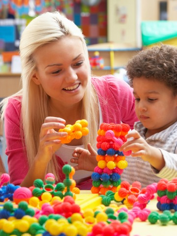 Pay for child care through an FSA