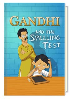 Gandhi and the Spelling Test - FarFaria app