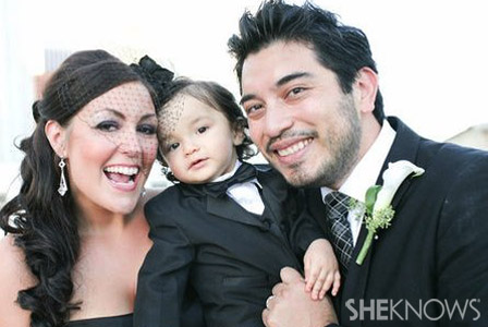 Jennifer Chidester and family