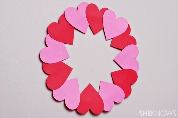 Valentine 39 s day party crafts for kids for Easy paper crafts for adults
