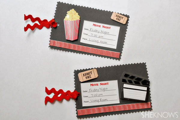 Movie tickets