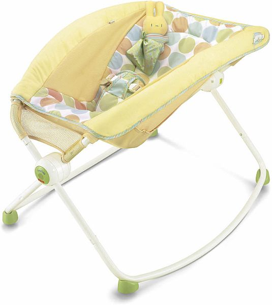 Recall of Fisher-Price Rock 'n play infant Sleeper