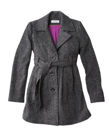 Liz Lange for Target maternity coat