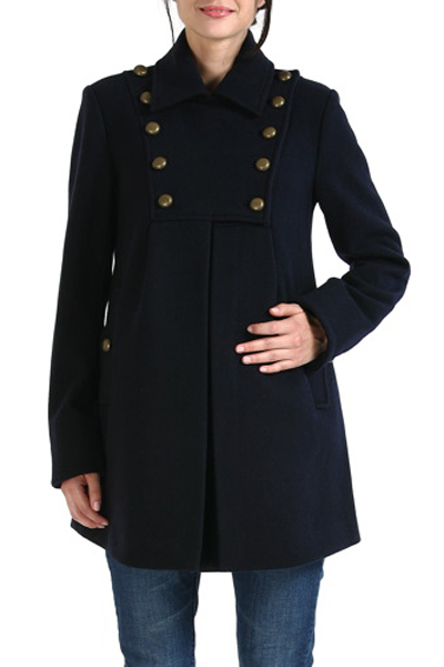 Maternity jacket from Sears