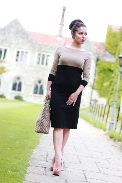 Zoe Alexander maternity dress