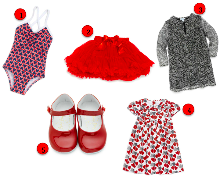Fawn Shoppe Valentine's Day outfits