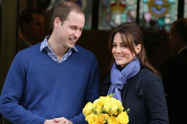 Kate Middleton's due date