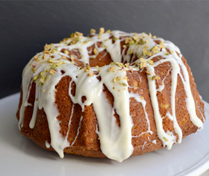pistachio cream cheese bundt