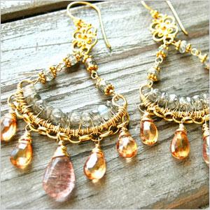 Penny lane earrings
