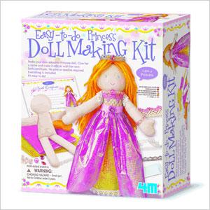 Princess doll kit