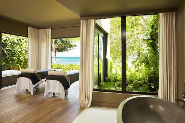 AWAY Spa at W Vieques Retreat Spa Puerto Rico