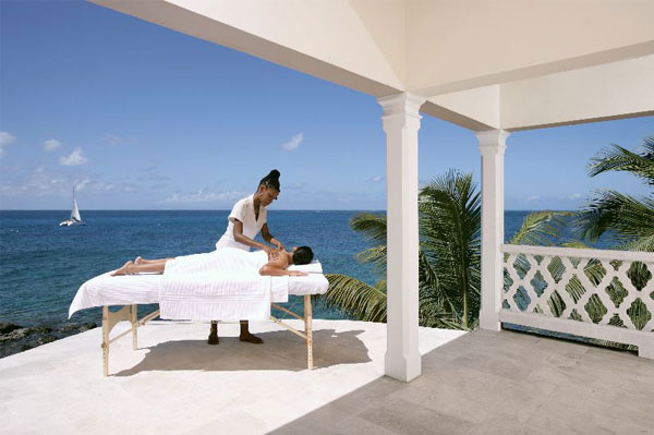 The Spa at Curtain Bluff