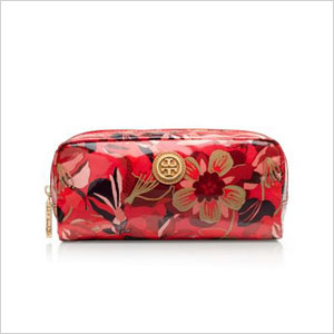 Tory Burch Printed Cosmetic Case
