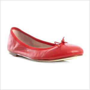 Bloch Scarlet Flat Shoes