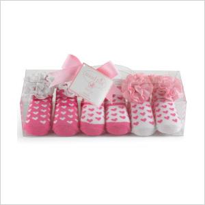 Mudpie baby socks