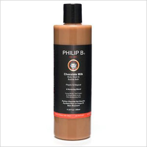 Philp b chocolate milk body wash