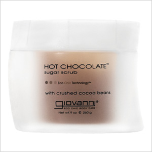 Giovanni hot chocolate suger scrub