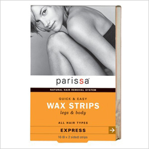 Parissa home waxing strips