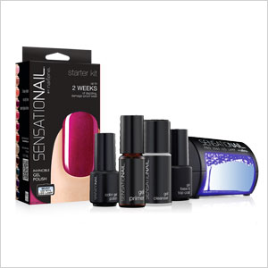 Gel nail starter set