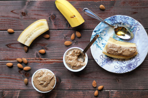 honey cinnamon almond butter