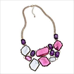 blu bijoux bib necklace