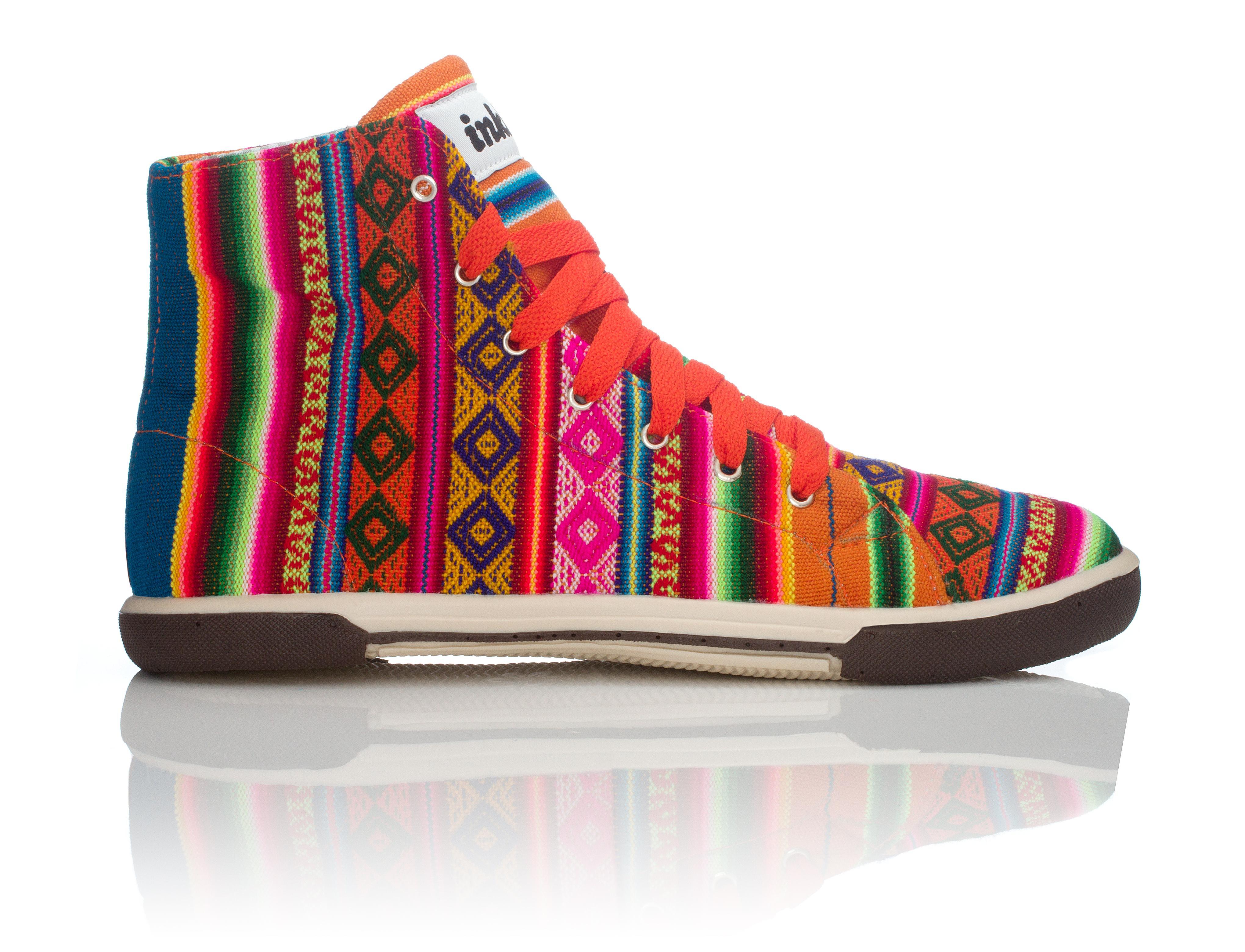 Inkkas Orange Juice Shoes