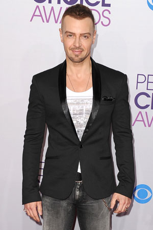 People's Choice Worst Dress Joey Lawrence