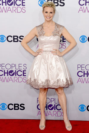 Monica Potter at the People's Choice Awards