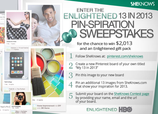 Share your Pin-spiration!