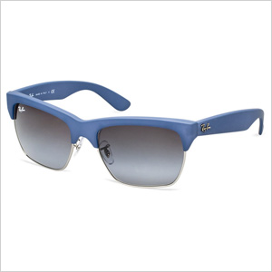 Ray-Ban blue sunglasses