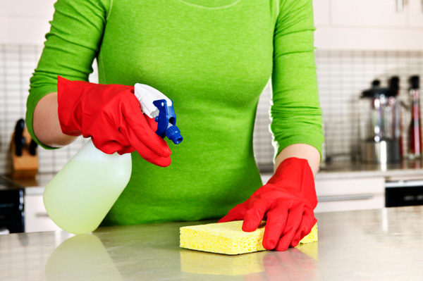 Try these natural environment-friendly cleaning products to spruce up your home.