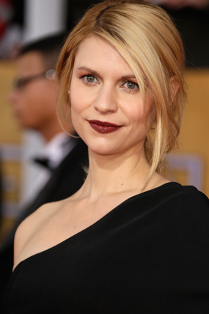 Claire Danes at the 2013 SAG Awards