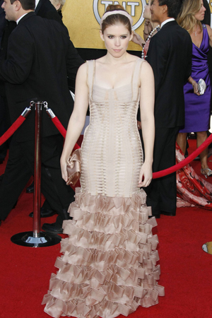 Kate Mara Worst Dressed SAG Awards