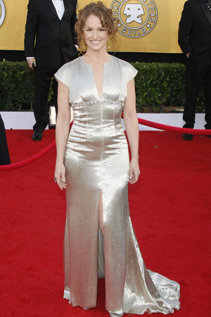 SAG Awards worst dressed Melissa Leo