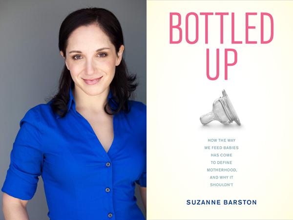 Suzanne Bartson - Author of Bottled Up