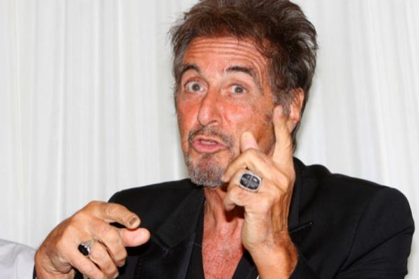 Pacino as JoePa
