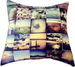 throw pillow Instagram